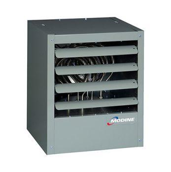 modine horizontal electric heater
