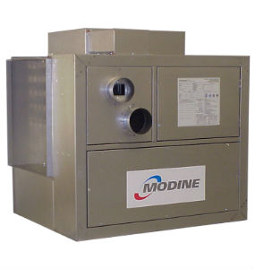 modine indoor separated combustion
