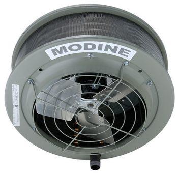 modine vertical electric heater